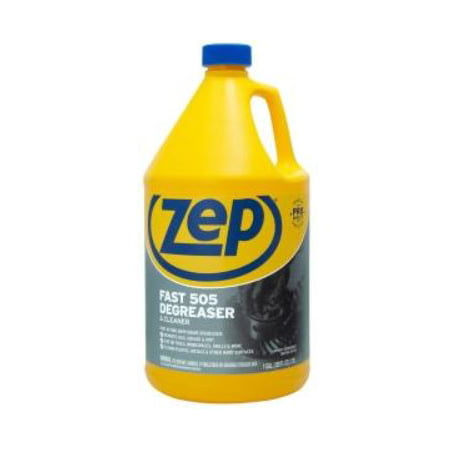 Zep Commercial Fast 505 Cleaner and Degreaser, 128 -
