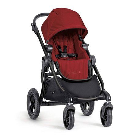 Baby Jogger City Select Stroller Garnet With Black Frame