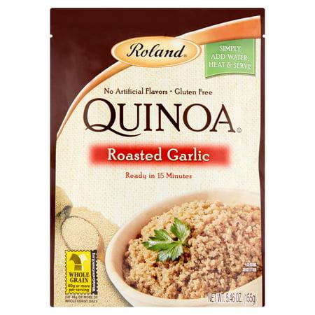 Roland Roasted Garlic Quinoa  5 46 Oz