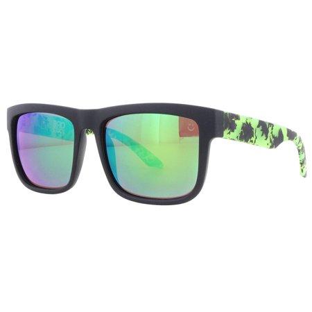 Spy Optic Sunglasses Discord Brostock  Happy Bronze W/ Green Spectra (Spy Happy Lense)