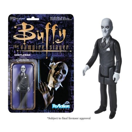 Funko Buffy The Vampire Slayer The Gentleman ReAction Figure - image 1 de 1
