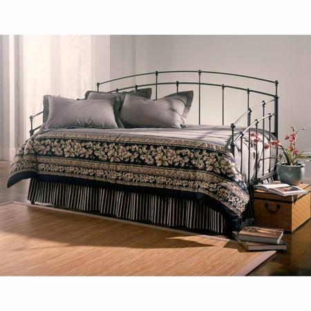 Leggett & Platt Fashion Bed Group Fenton Daybed, Black/Walnut