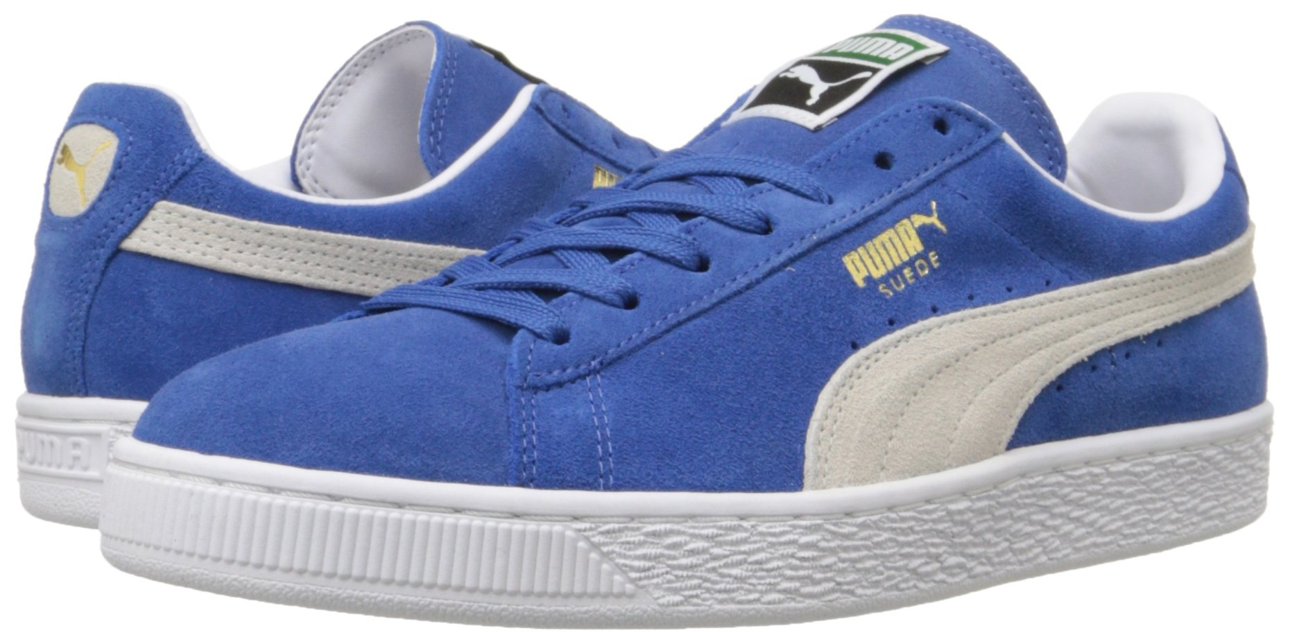 Suede Classic Sneakers Economical, stylish, and eye-catching shoes