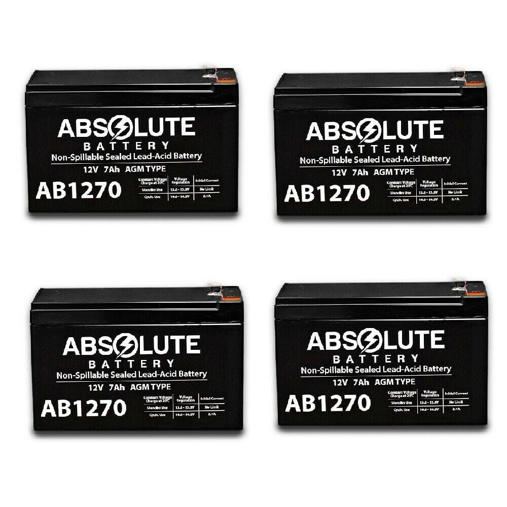 Liebert PS 1000MT Replacement Battery Set