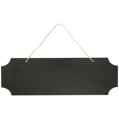 (2 Pack) New Image Chalkboard Notched - Chalkboard Sign