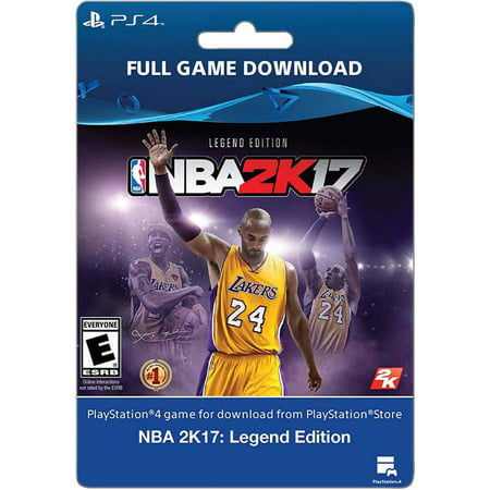 Sony Nba 2K17  Legend Edition  Email Delivery