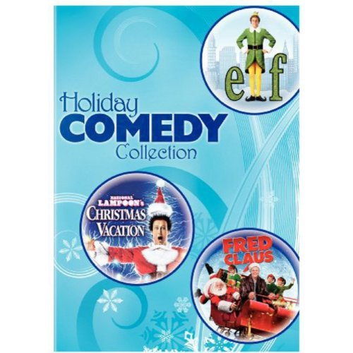 Holiday Comedy Collection: Elf / National Lampoon's Christmas Vacation / Fred Claus