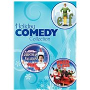 Holiday Comedy Collection: Elf   National Lampoon's Christmas Vacation   Fred Claus by TIME WARNER