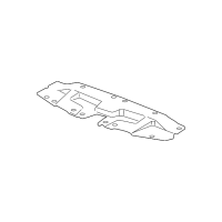 Genuine OE GM Upper Panel 22737377