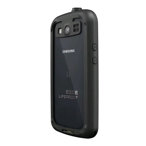 uk availability 1e097 3807e LifeProof Fre Waterproof Case for Samsung Galaxy S3 - Black/Clear