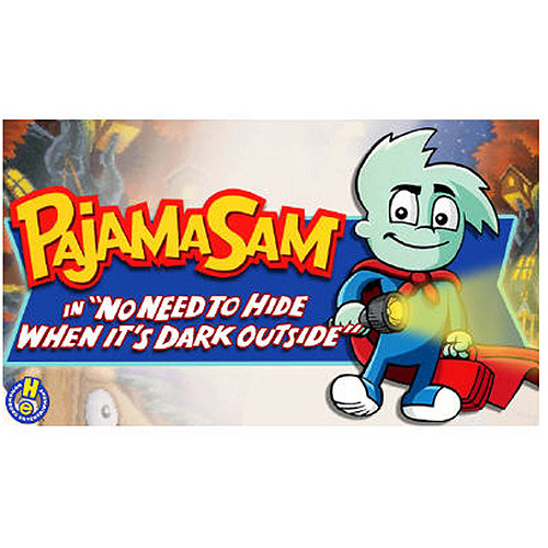 Tommo 58411026 Pajama Sam No Need to Hide (PC/MAC) (Digital Code)