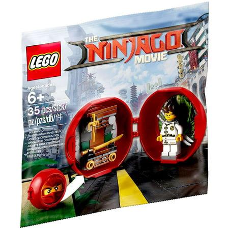 The Ninjago Movie Kai's Dojo Pod Set LEGO 5004916 [Bagged] (Ninjago Lego Kai)