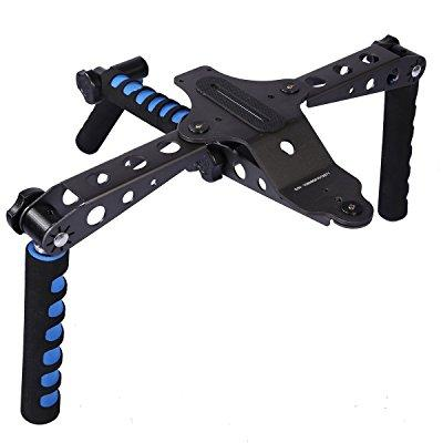 pangshi dslr rig movie kit shoulder rig mount shoulder su...