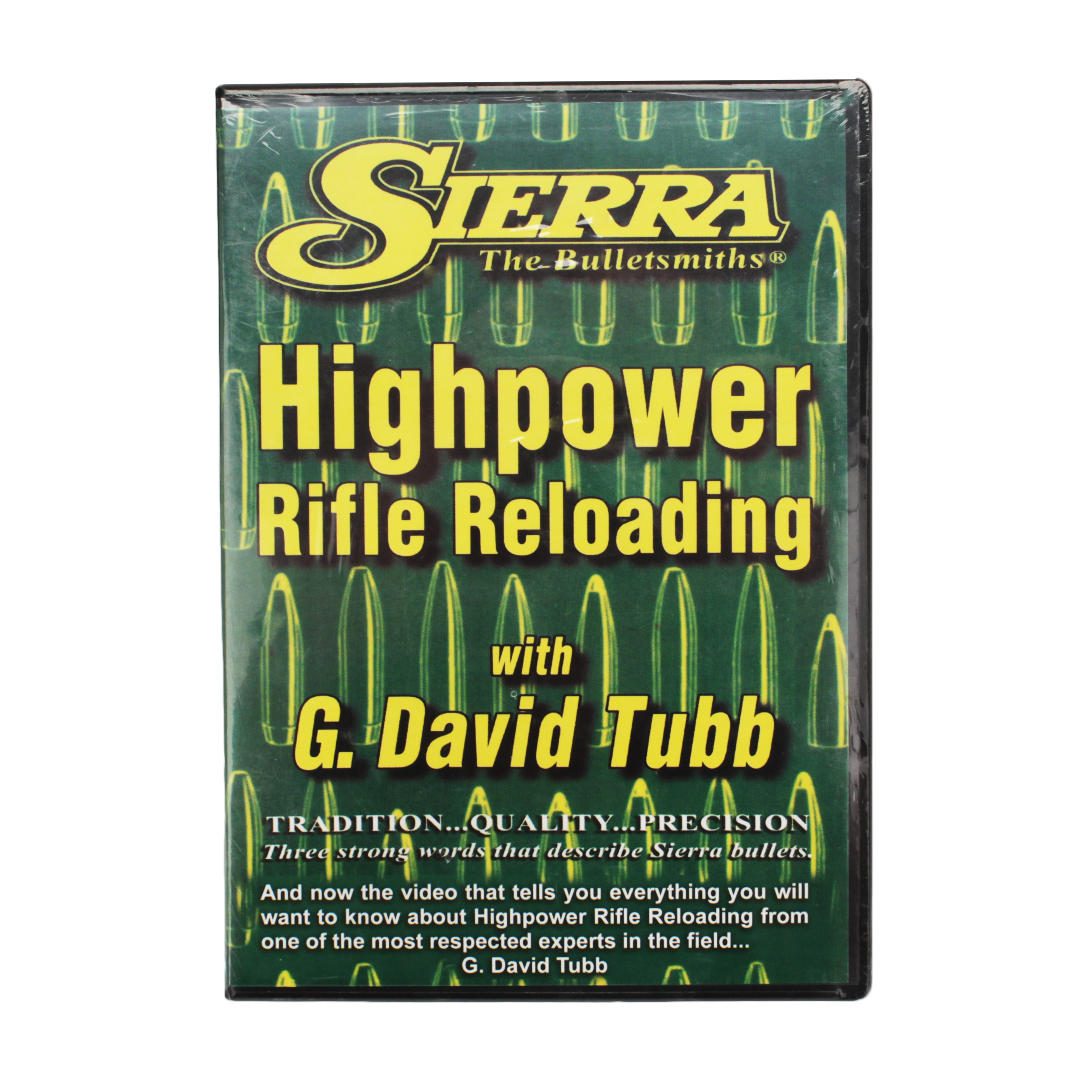 Advanced Rifle Reloading DVD