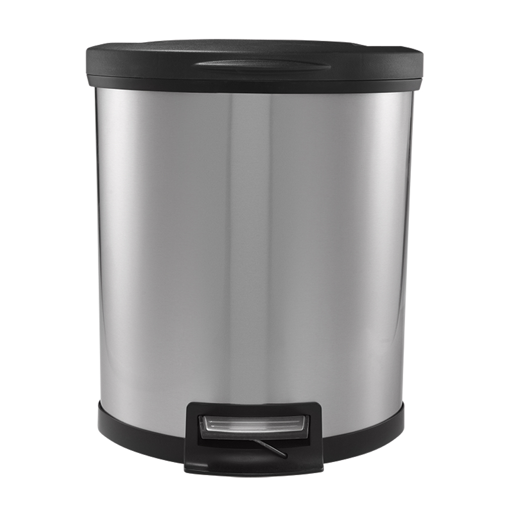 Beau Product Image Mainstays 13 Gal / 50L Stainless Steel Trash Can