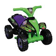 Monster Jam Grave Digger Mini Quad!