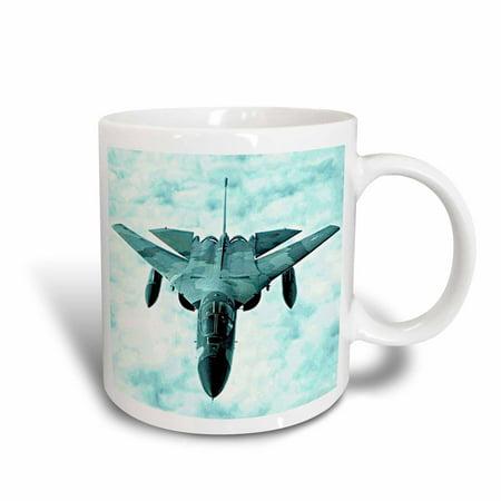 3dRose F-111 Bomber F111, Ceramic Mug, 11-ounce