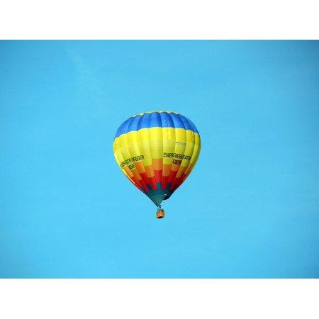 - Canvas Print Hot Air Balloon Ride Hot Air Balloon Balloon Stretched Canvas 10 x 14