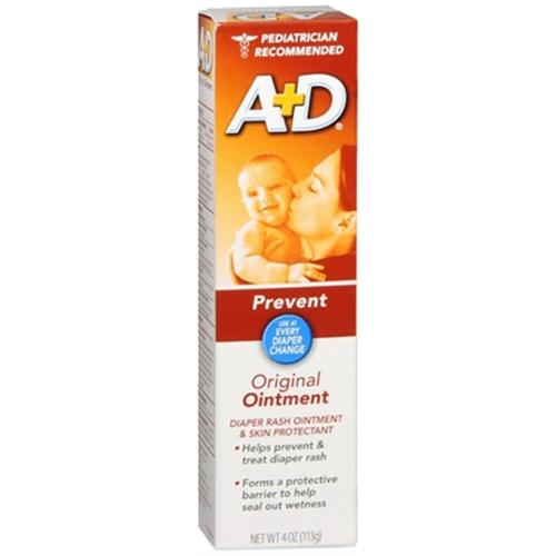 A+D Original Ointment 4 oz (Pack of 6)