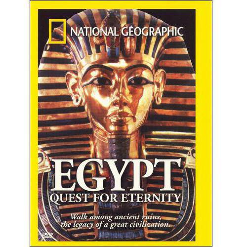 National Geographic: Egypt: Quest For Eternity