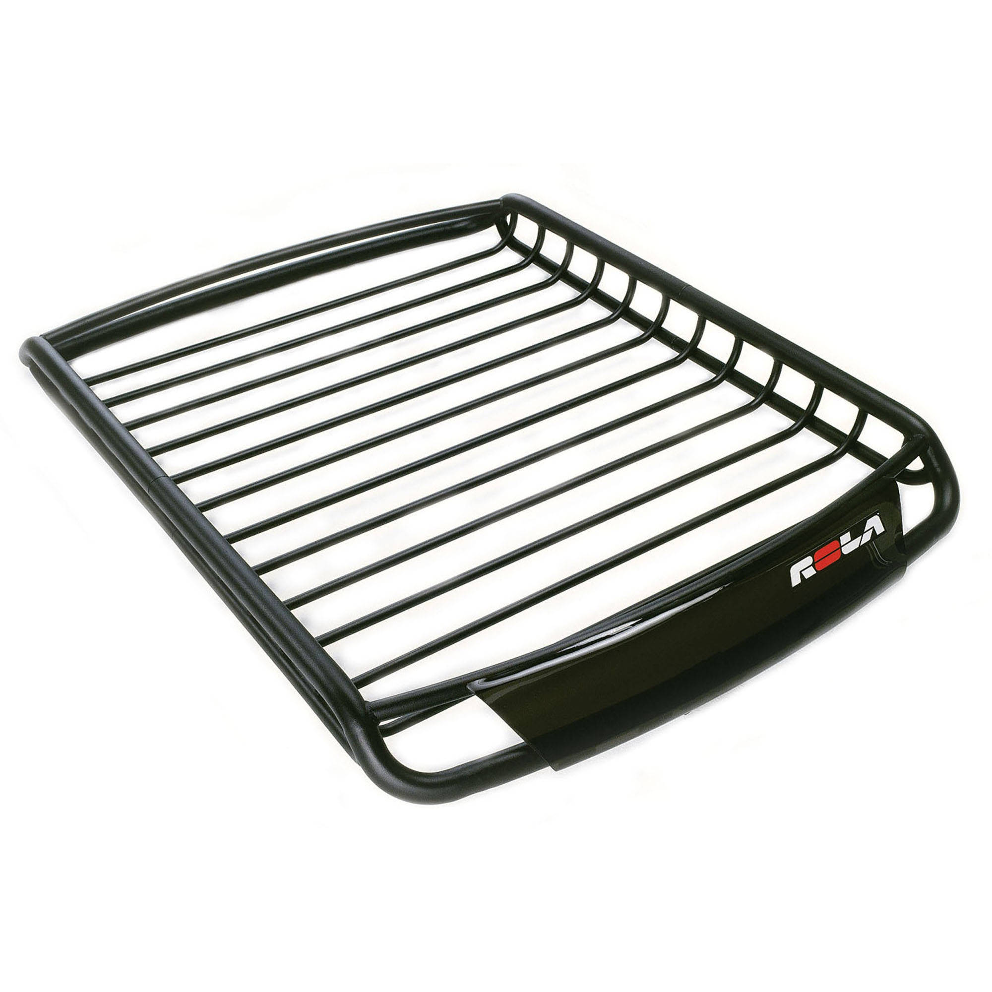ROLA Vortex Roof Top Cargo Basket for Full Size Cars, SUVs and Vans, Black