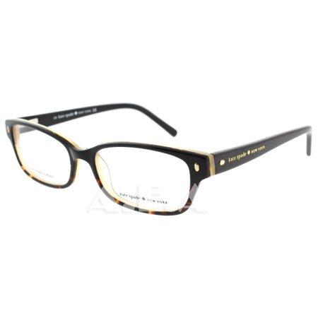0330979c91d Kate Spade Lucyann JYY Black Tortoise Fade Eyeglasses - Walmart.com
