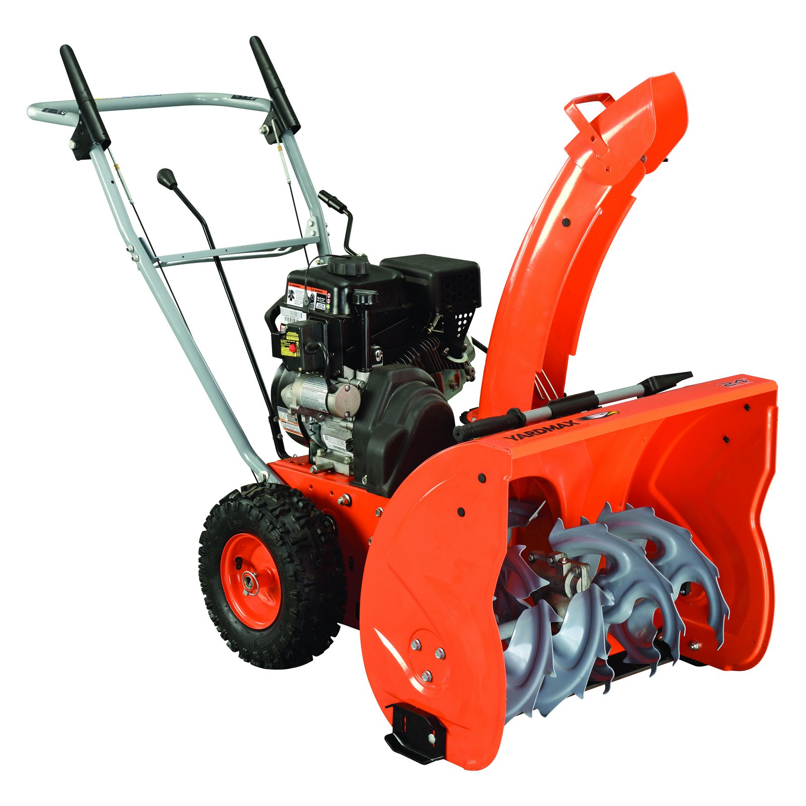 YARDMAX 2-Stage 24 in. Snow Blower