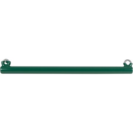 Swing Set Stuff Inc. Commercial Coated Trapeze Bar (Green)