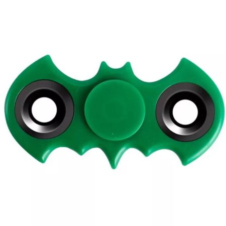 Batman Fidget Spinner Tri Hand Finger Toy Stress Reducer For Anxiety And