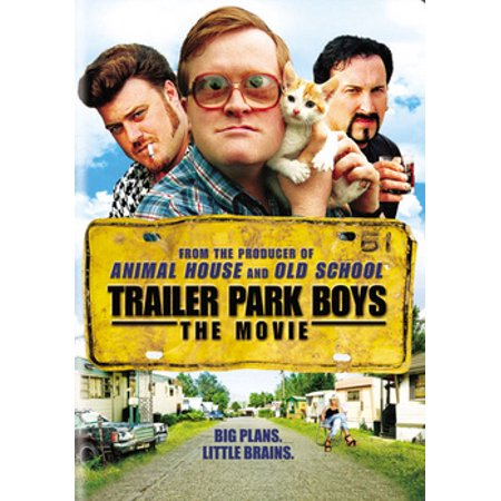 Trailer Park Boys: The Movie (DVD) (Halloween Town Movie Trailer)