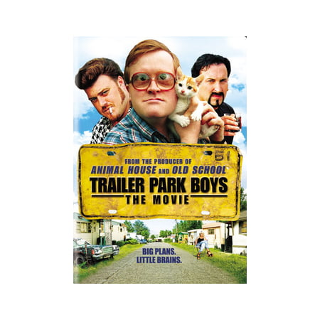 Trailer Park Boys: The Movie (DVD) - Orange Park Movie Times