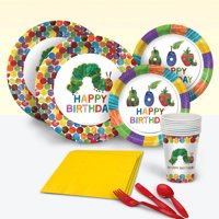 Very Hungry Caterpillar Party Pack for 8