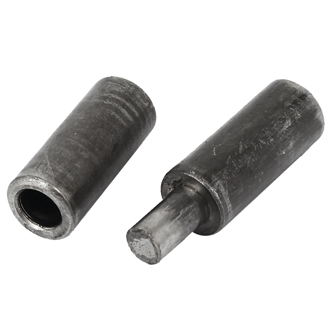 Home Gate Door Window Part Male to Female Steel Hinge Pin 49mmx10mm 10 Pairs - image 1 of 2