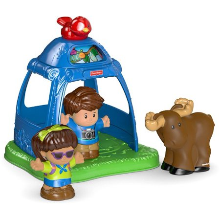 Fisher-Price Little People Going Camping