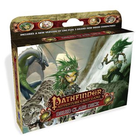 Pathfinder Adventure Card Game: Class Deck - Druid (Other) - Halloween Games To Play In Class