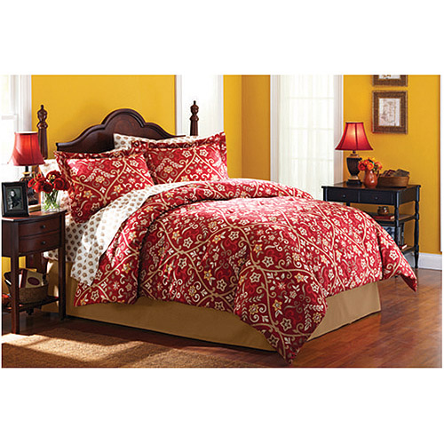 Better Homes and Gardens Coordinated Bedding Set, Trellis Park