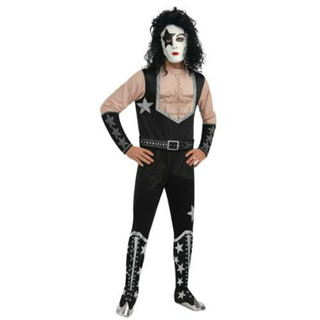 Adult Kiss The Starchild Costume Rubies 880127 (Gene Simmons Kiss Costume)