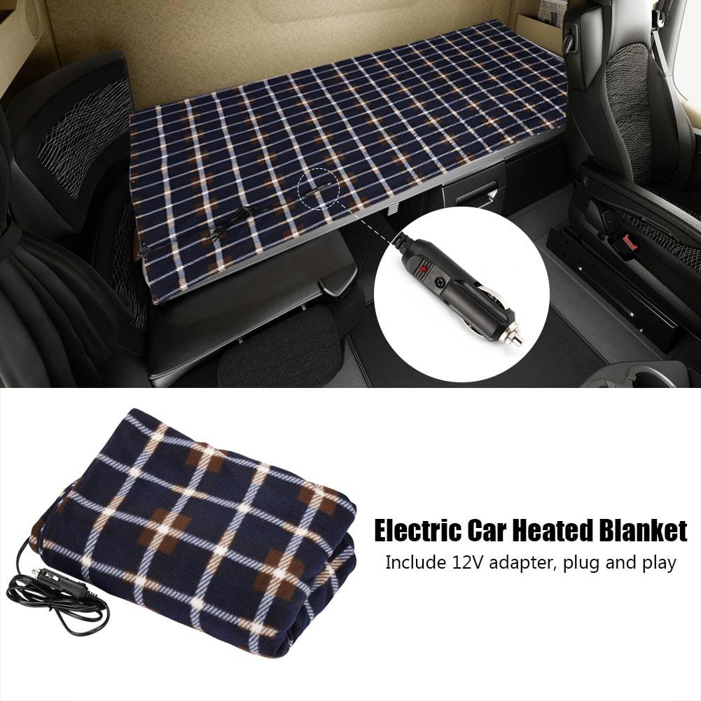 Electric Blanket Folding Portable Car