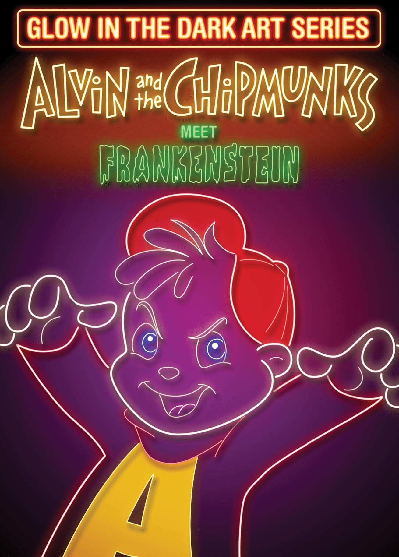 Alvin and the Chipmunks Meet Frankenstein (DVD) by