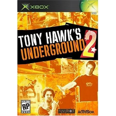 Tony Hawk's Underground 2 (Cheat Codes For Tony Hawk Underground 2 Ps2)