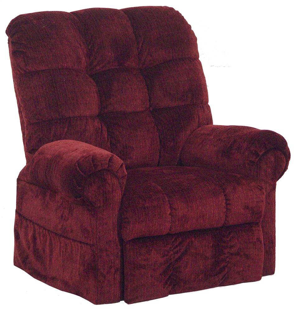 catnapper ramsey 4857 power full lay flat lift chair recliner with