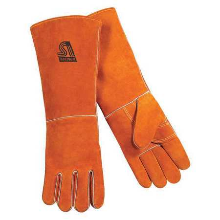 STEINER Welding Gloves,Stick,18