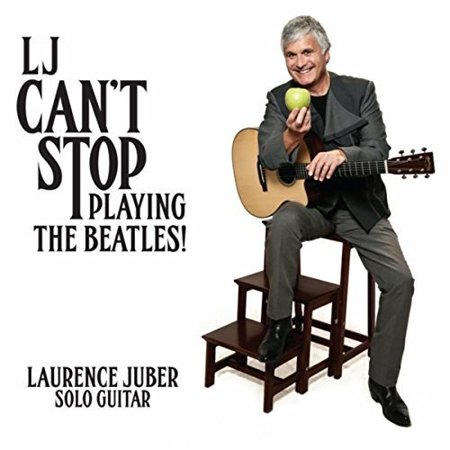 - LJ Can't Stop Playing The Beatles (CD)