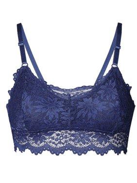 2a55b87831 Product Image Babula Women Floral Lace Seamless Wireless Bra