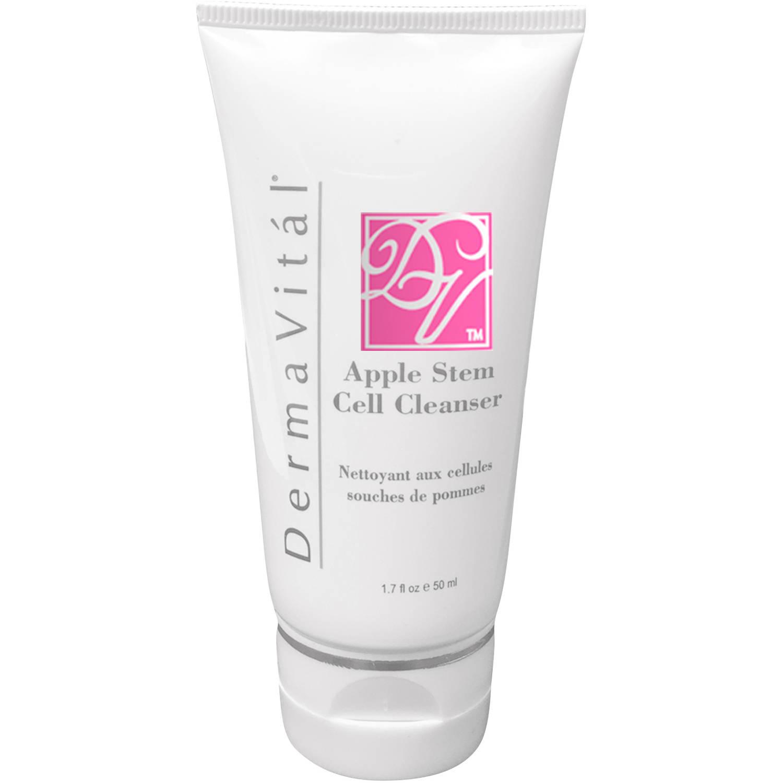 DermaVital by DermaWand DermaVital Apple Stem Cell Cleanser, 1.7 fl oz