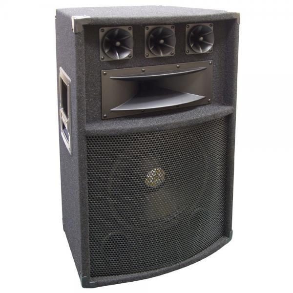 Pyle PADH1289 600 Watts 12-Inch 5-Way PA Speaker Cabinet
