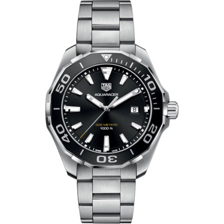 TAG Heuer Aquaracer WAY101A.BA0746 WAY101A.BA0746  TAG Heuer Aquaracer Men's Watch  BUY NOW! Lowest Prices Online with FREE Shipping at AuthenticWatches.com