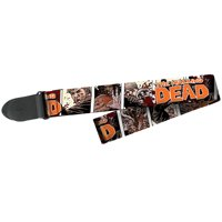 Peavey The Walking Dead Survivors Polyester Electric Acoustic Guitar Strap New