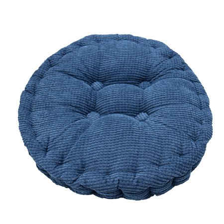 Unique Bargains Home Office Patio Round Shaped Seat Comfortable Cushion Chair Pad for Indoor Outdoor Use ()