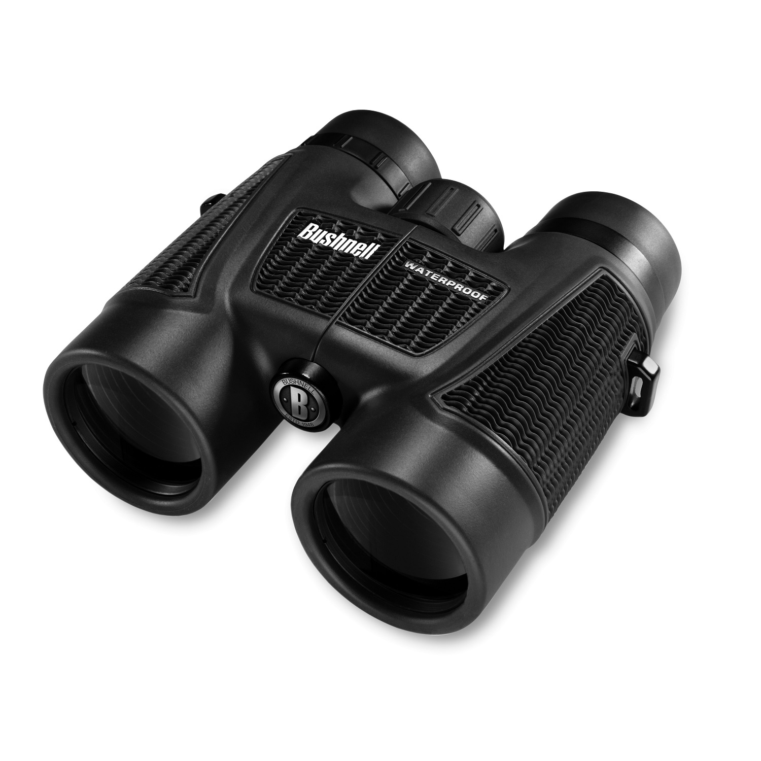 Bushnell H2O Waterproof Binocular 10X42 BAK-4-Black by Bushnell